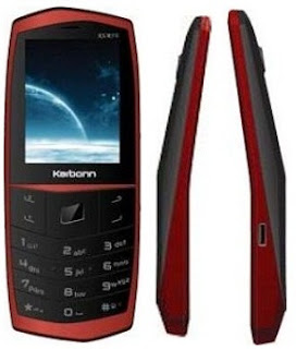 Karbonn Kurve Dual SIM Mobile
