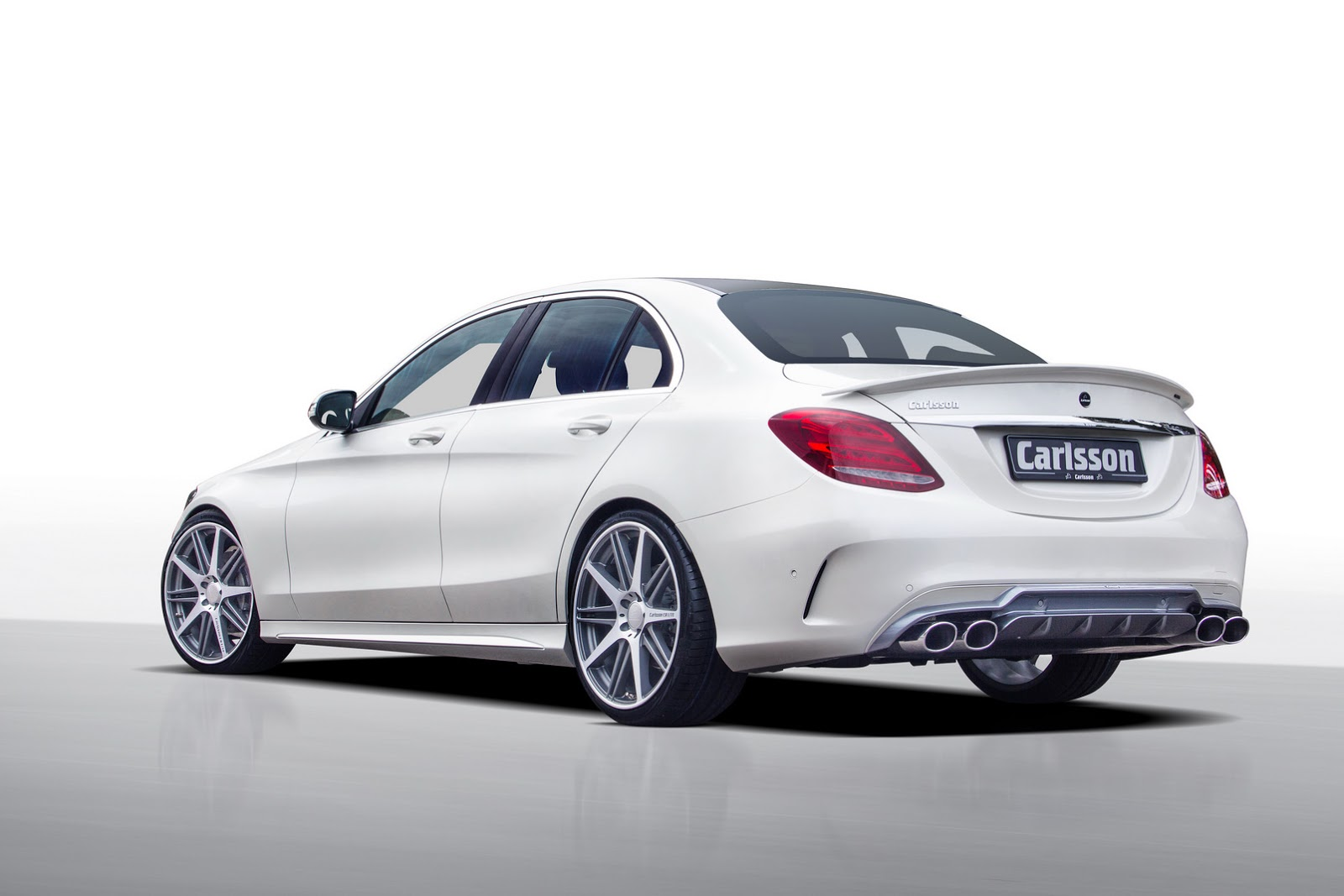 carlsson 39 s take on new mercedes benz c class amg sport. Black Bedroom Furniture Sets. Home Design Ideas