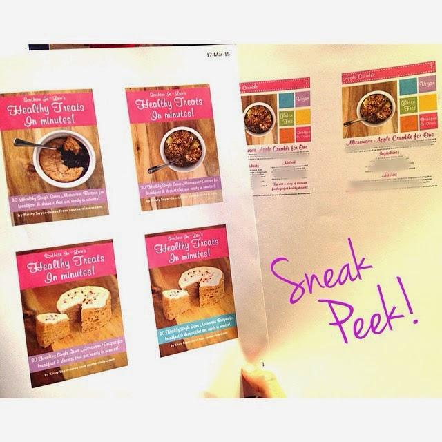 Healthy eBook Sneak Peek