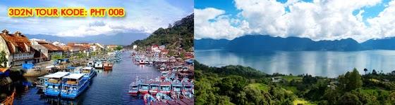 Wisata Padang-Maninjau-Bukittinggi 3D2N