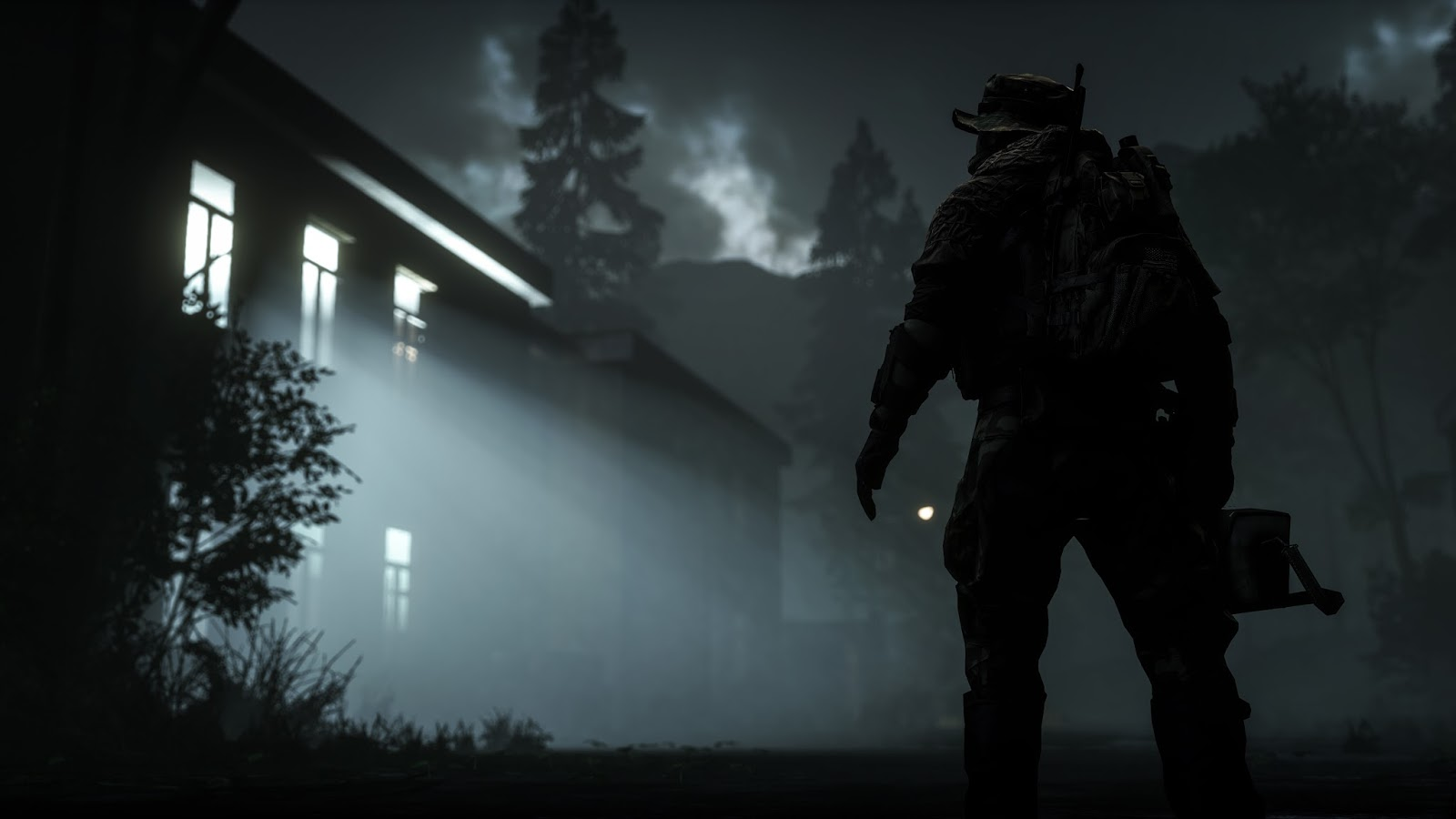 Easter Egg no mapa noturno de Battlefield 4 faz menção ao Battlefield 2