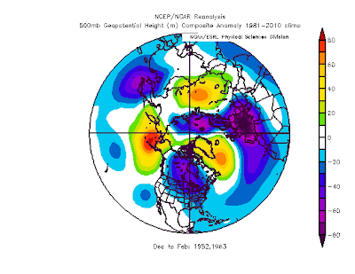 Featured Post: Thoughts on ENSO, East Coast Snowstorms and Spring