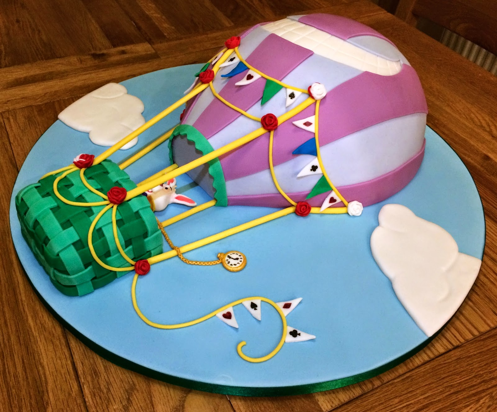 How To Make Fondant Balloons Cake Toppers