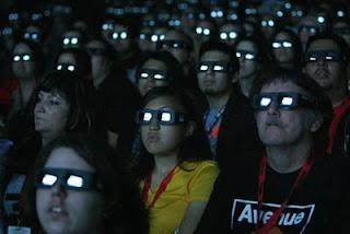 ¿El cine 3D va de caida?