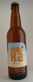 Cervesa artesana Moska d'estiu de Girona elaborada per Birrart 2007, S.L.