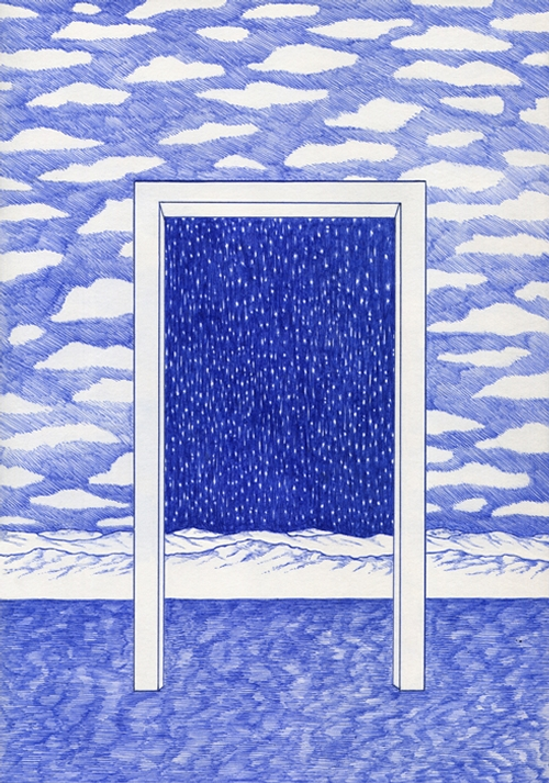 09-Larche-Kevin-Lucbert-Ballpoint-Biro-Pen-Drawings-www-designstack-co