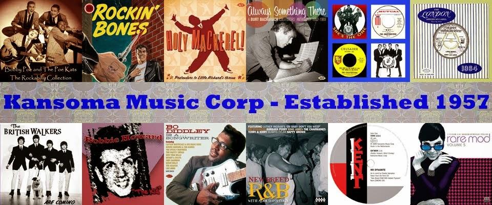 Kansoma Music Corp (BMI/HFA)