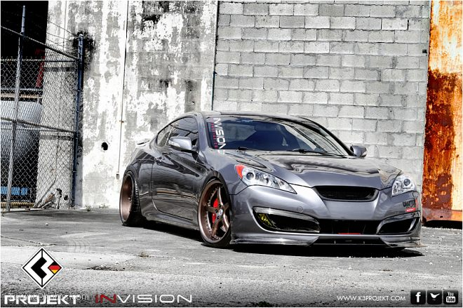 You Can Also Find The Latest Images Of The Hyundai Genesis Coupe 3.8 R Spec  In The Gallery Below :