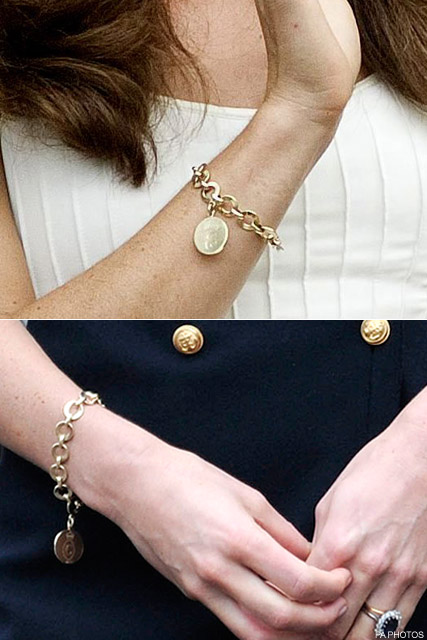 gems about jewels the duchess of cambridges new charm