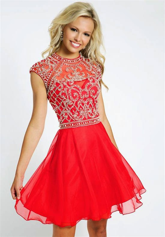 Jovani Short Prom Dresses