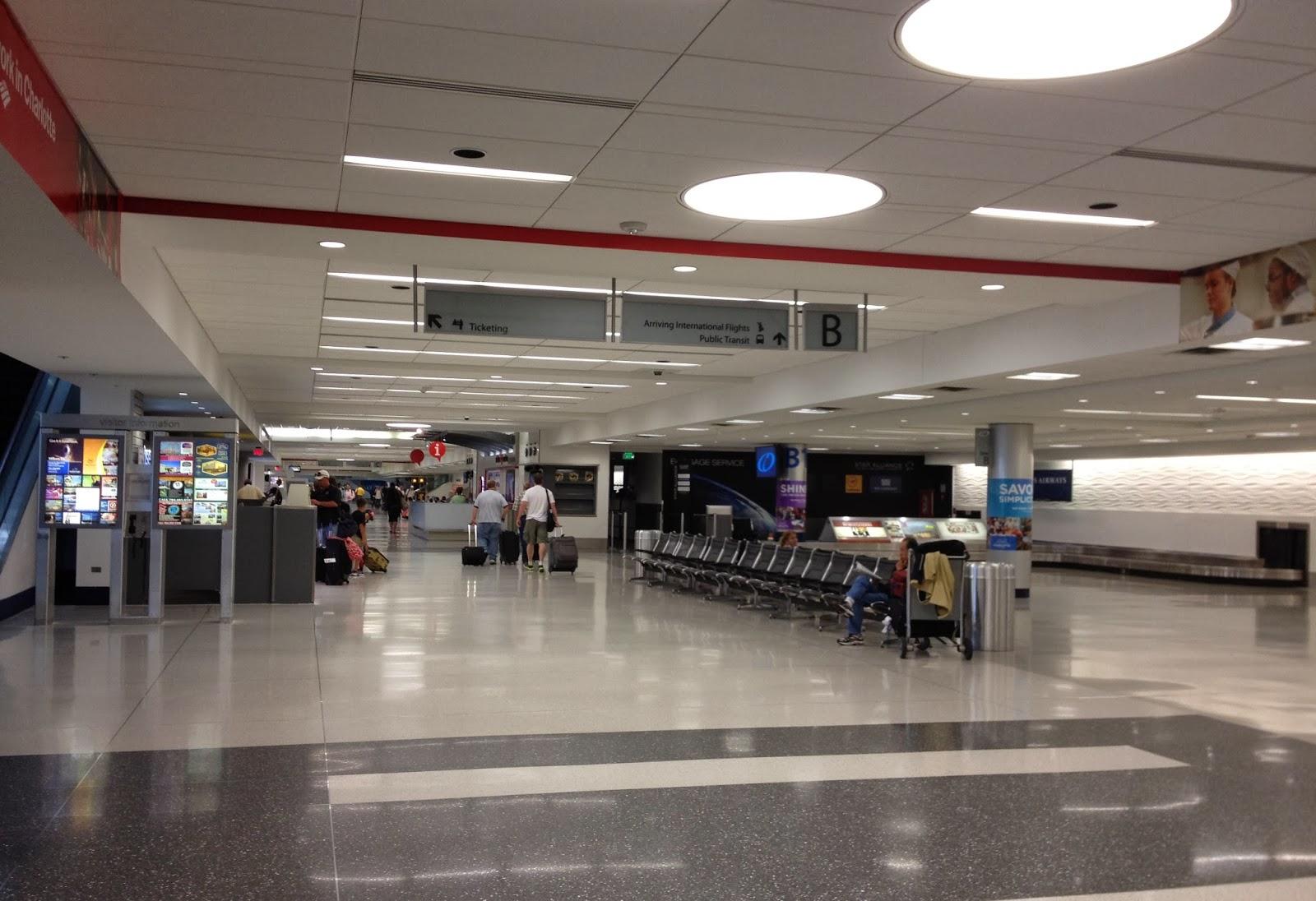 제 2탄 Clt 샬롯 더글라스 인터네셔널 공항 Charlotte Douglas