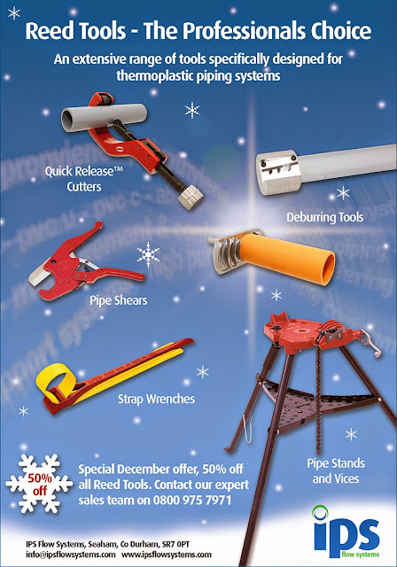 Reed Tools - Special December Promotion
