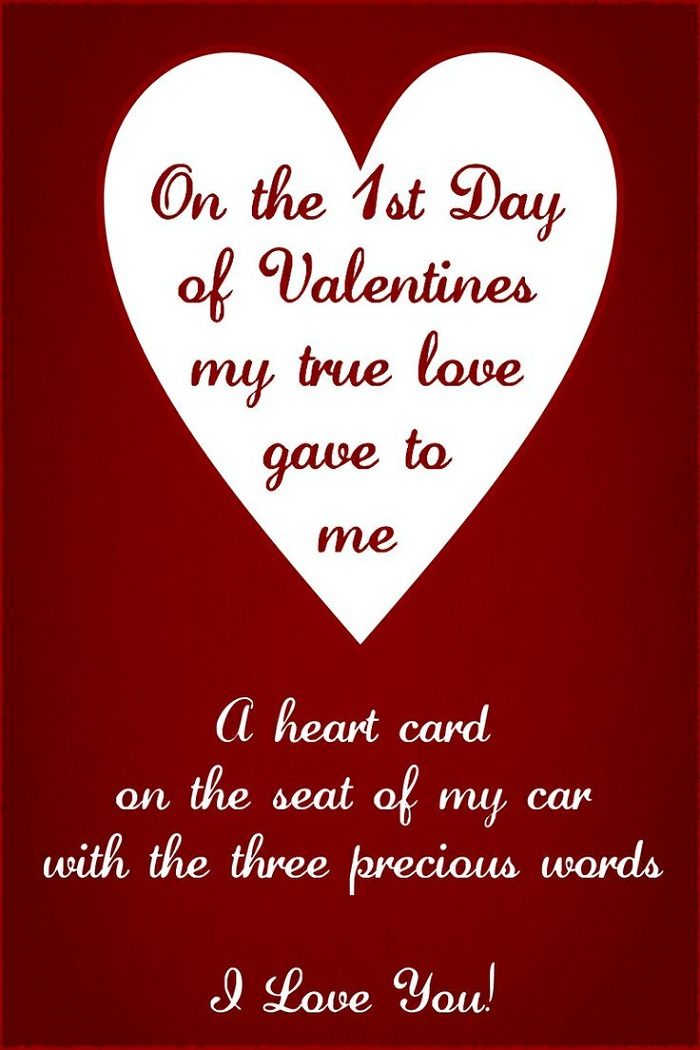 Top 45 Happy Valentines Day 2017 Greeting Cards Best Quotes – Quotes for Valentine Cards