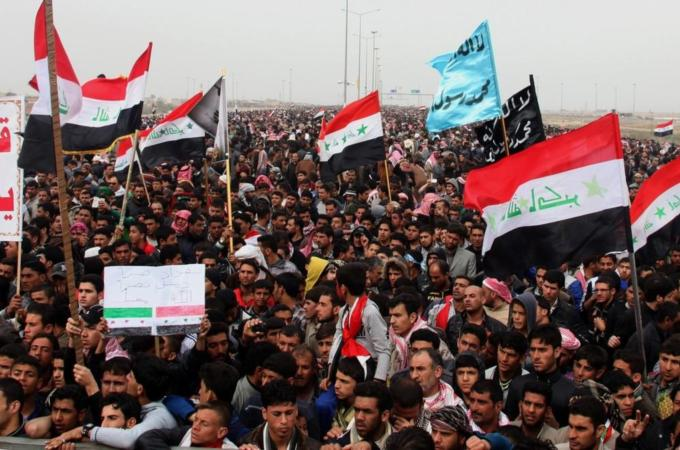 Revolutions and Political Violence: Ethnic Conflict in Iraq