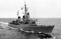 Impetuoso class destroyer