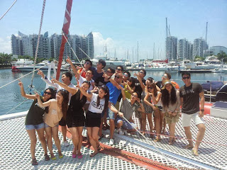 Yacht Trip of Redwoods Advance Singapore