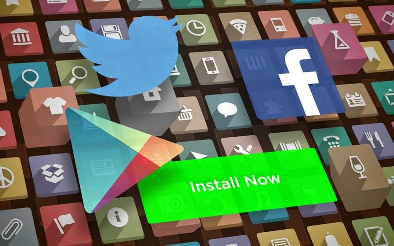 Bisnis Iklan Mobile Twitter Salib Facebook