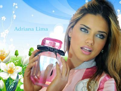 Adriana Lima Beautiful Wallpapers