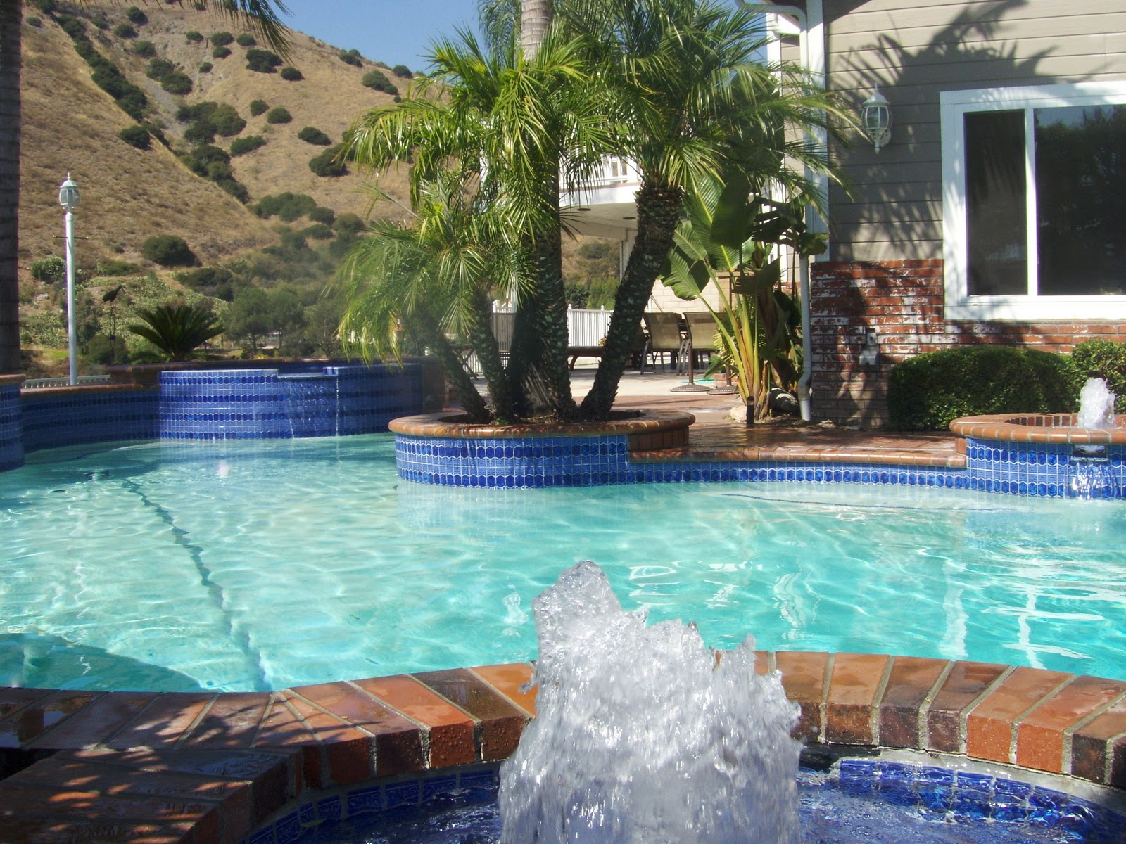 Pool Tile Cleaning Pro 877 835 8763 Orange County Los Angeles Riverside Palm Springs Brea La