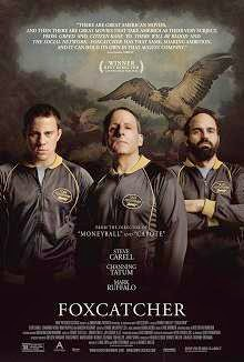 Foxcatcher (2015) English Movie Poster