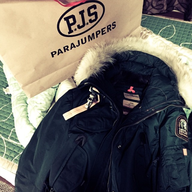 parajumpers soldes