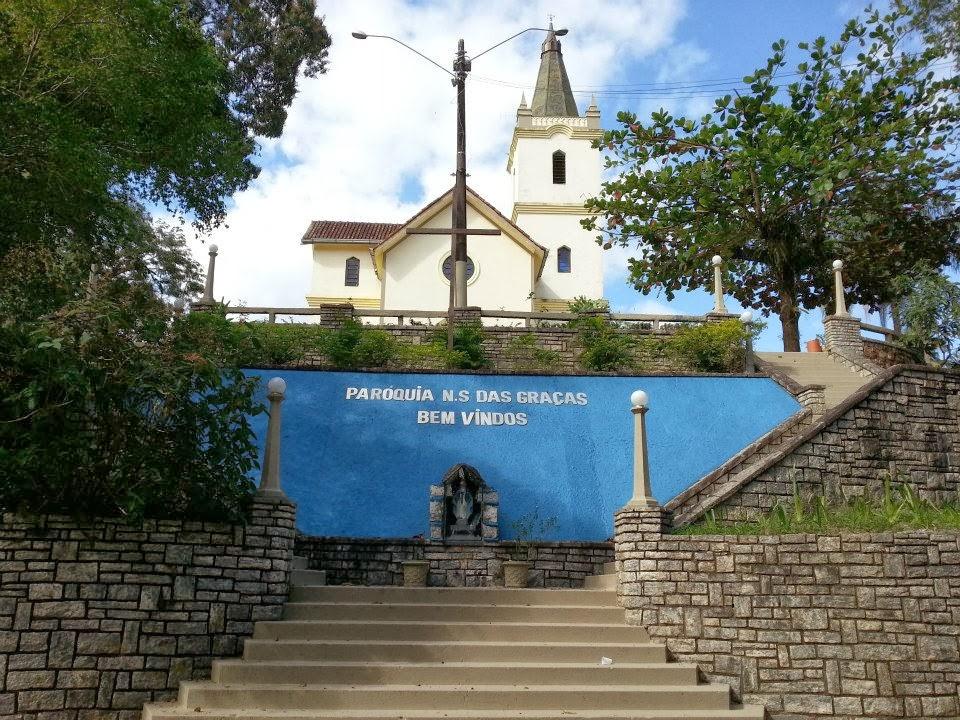 PARÓQUIA NOSSA SENHORA DAS GRAÇAS - XERÉM (RJ)