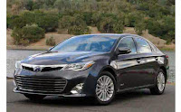 Stylish and Modern Toyota Avalon