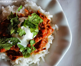 Recently- Slow Cooker Chicken Tikka Masala