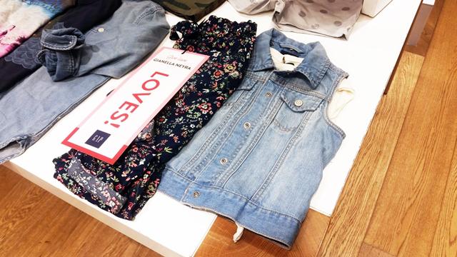 gianella neyra jeans gap peru