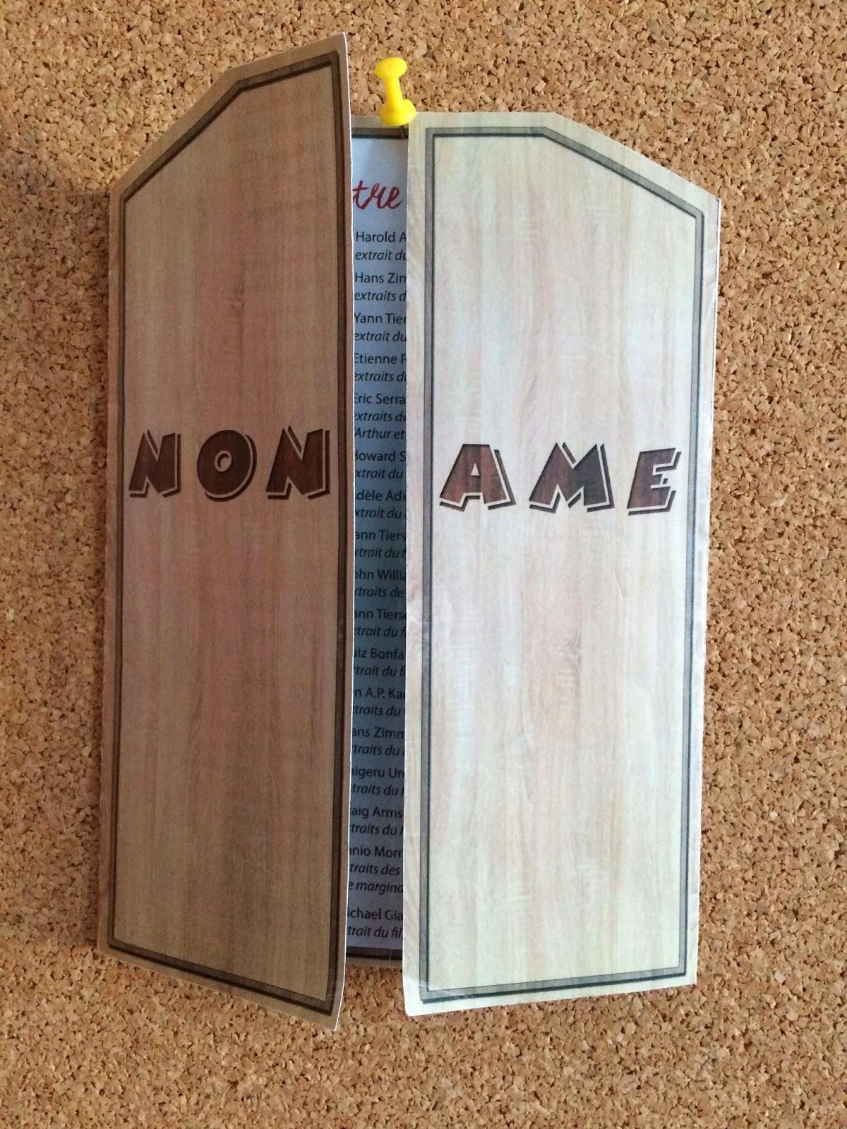 Programme Noname1