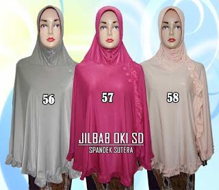 Jilbab Syar 39 I Oki Setiana Dewi Model Terbaru