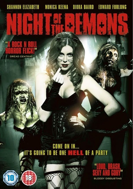 Night of the Demons (2009) BluRay 720p