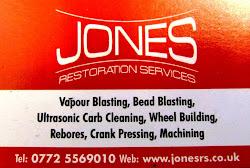 Jones Restoration