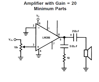 Ic Lm 386 Datasheet Explained In Simple