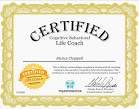 Certified Congantive Behavioural Coach