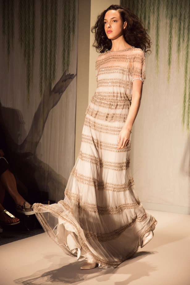 Jenny Packham Spring 2014 Fashion Week by Cool Chic Style Fashion