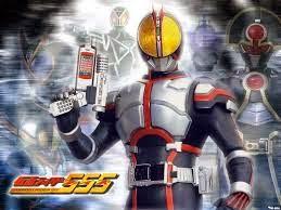 Phim Kamen Rider 555