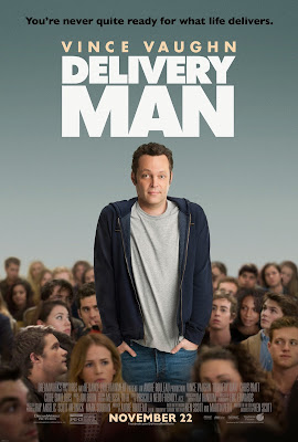 "DreamWorks Pictures'""Delivery Man"" Poster"
