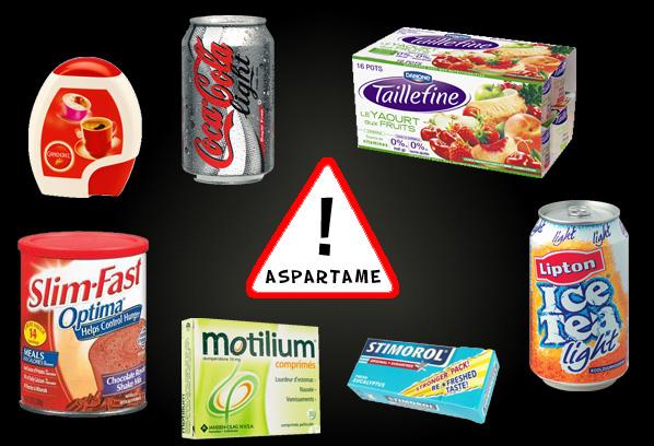 Aspartame In Diet Soft Drinks