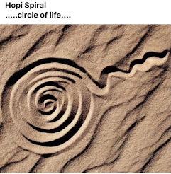 Hopi Spiral