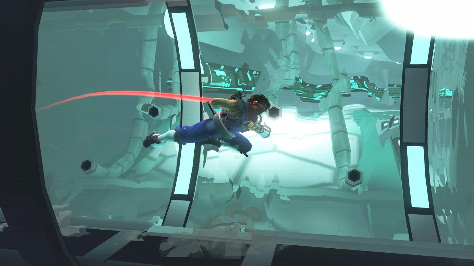 Strider (Multi) será lançado no Brasil no dia 18 de fevereiro com novas mecânicas e modos de jogo Strider2