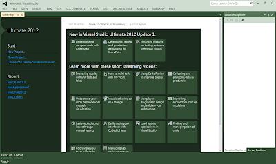 切換Visual Studio 2012至其他語系