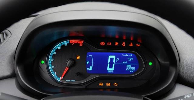 Onix LTZ 2014 Automático - painel