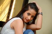 Santhoshi Sharma sizzling photos-thumbnail-3