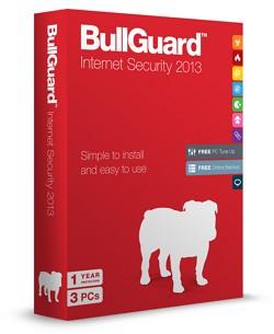 BullGuard Internet Security 2013 License Key Full