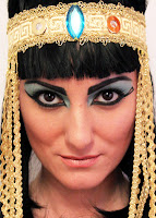 Cleopatra Inspired Makeup, Egyptian Makeup
