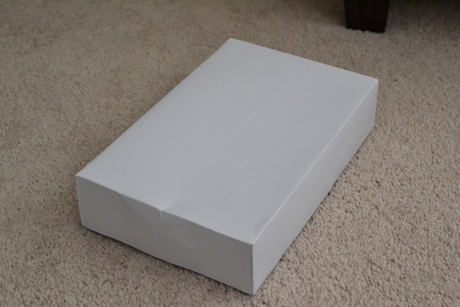How To Make A Whole Box Out Of A Shirt Box Lid Or Bottom