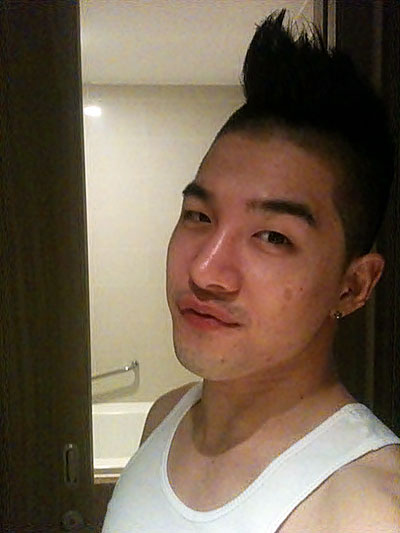 mylife4kpop taeyang reveals his face without makeup
