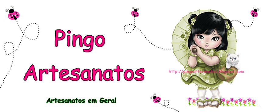 Pingo Artesanatos