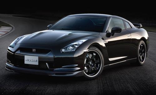 2011 - Nissan GTR Spec V